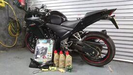 Honda CBR500R 2013 Black ABS cbr 500 A2 license
