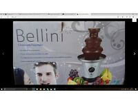 Chocolate Fountain (Bellini) Never been used