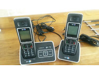BT 6500 twin digital phone