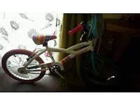 """Girls 20""""bike"""