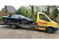 24/7 Car Recovery Vehicle Transportation, Collection & Delivery Service NATIONWIDE