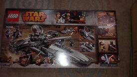 Lego Star Wars Sith Interceptor