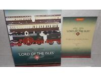 Hornby R2560 ' Lord of the Isles ' Limited Edition Train Pack