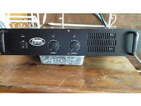 Pro Sound 1000w amplifier