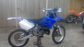 motor cross yz125 motocross mx motox bike yamaha not rm125 kx125