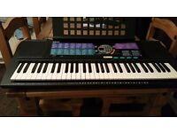 Yamaha PSR Electric Keyboard