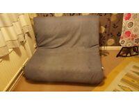 Double Futon metal based Sofa Bed
