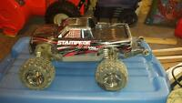 traxxas stampede vxl 4x4 (rc)