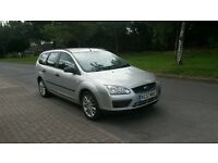 2007 Ford Focus 1.6 Petrol Estate 12months MOT