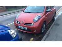 NISSAN micra 1.4 petrol. 2006 start and drive absolutely fine