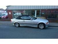 BMW 328i E36 Convertible 12 months MOT Full Service History