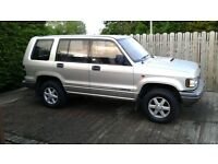 Isuzu trooper 3.1 SOLD !!!
