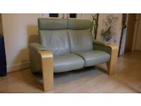 Recliner Ekornes Stressless Two-Seater Sofa & Armchair - RRP £3000