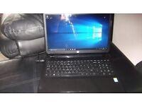 HP 15 Piano Black Laptop