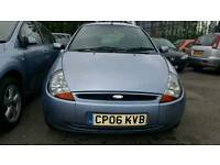 Ford KA Style Blue 1.3 2006 Small Car Power stearing