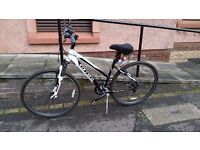 ladies carrera crossfire bicycle for sale