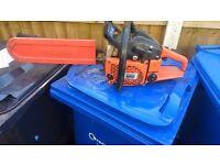 Dolmar 115i chainsaw