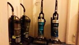 Assorted HOOVERS Hurricane, Blaze, & Turbo Power Bagless Vacuum Cleaners (£25 each) 2300W POWER