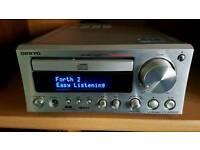 Onkyo CR-505DAB CD Radio Stereo.