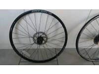Bontrager Race Wheel pair