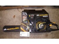 Mcculloch CS450 Elite Petrol Chainsaw 45 CC