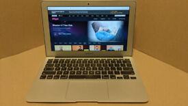 Apple Macbook Air 11 1.6GHz 4GB 128GB A1465 2015 laptop