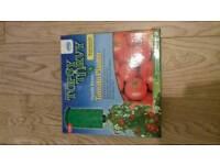 Topsy turvy Tomato planter by JML