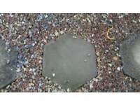 Hexagonal paver