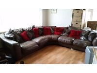 Amazing corner sofa