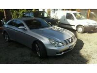 Majestic Mercedes Benz CLS Rare