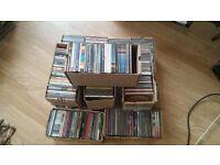 huge job lot of cd singles approx 350 +