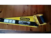 Stanley saw new