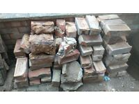 Free reclaimed/damaged bricks and rubble for hardcore