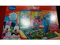 Mickey Mouse Quizzy Game