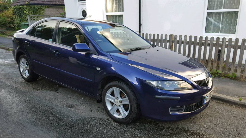 2006 mazda 6 1 8l sakata in hastings east sussex gumtree. Black Bedroom Furniture Sets. Home Design Ideas