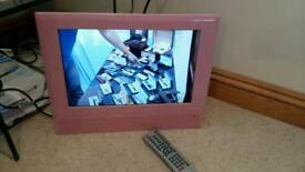 "15"" TV DVD Player"