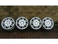 """Mercedes vito/viano 16"""" alloy wheels rims w639 2004-2014"""