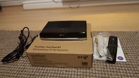 BT YouView+ Humax DTR-T2100