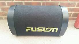 Fusion Subwoofer with 6x9's