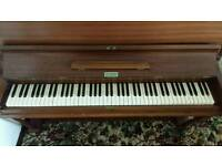 Hertman upright Piano