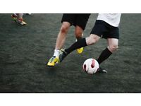 6-a-side league in Finsbury Park
