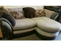 L shale sofa by dfs