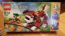 Brand New Lego Creator