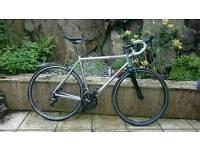 GENESIS Aether Road bike 58cm frame