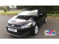 VW POLO 1.2 SE diesel. 5 door. 1 prior owner. ��20 Tax. Recent service, full history and long MOT.
