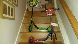 Childs Scooters