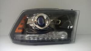 2018 Dodge Ram Right OE, OEM Headlight, Headlamp Used   Clean & Undamaged