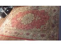 Authentic Persian Rug **MOVING OVERSEAS MUST SELL**