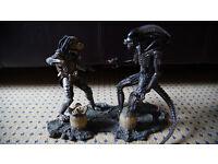 Alien VS Predator Collectable Figures