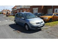 2004 54 RENAULT Scenic Expression 1.5 Dci 80